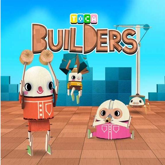 App van de maand: Toca Builders