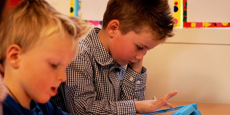 digitale adaptieve leermiddelen