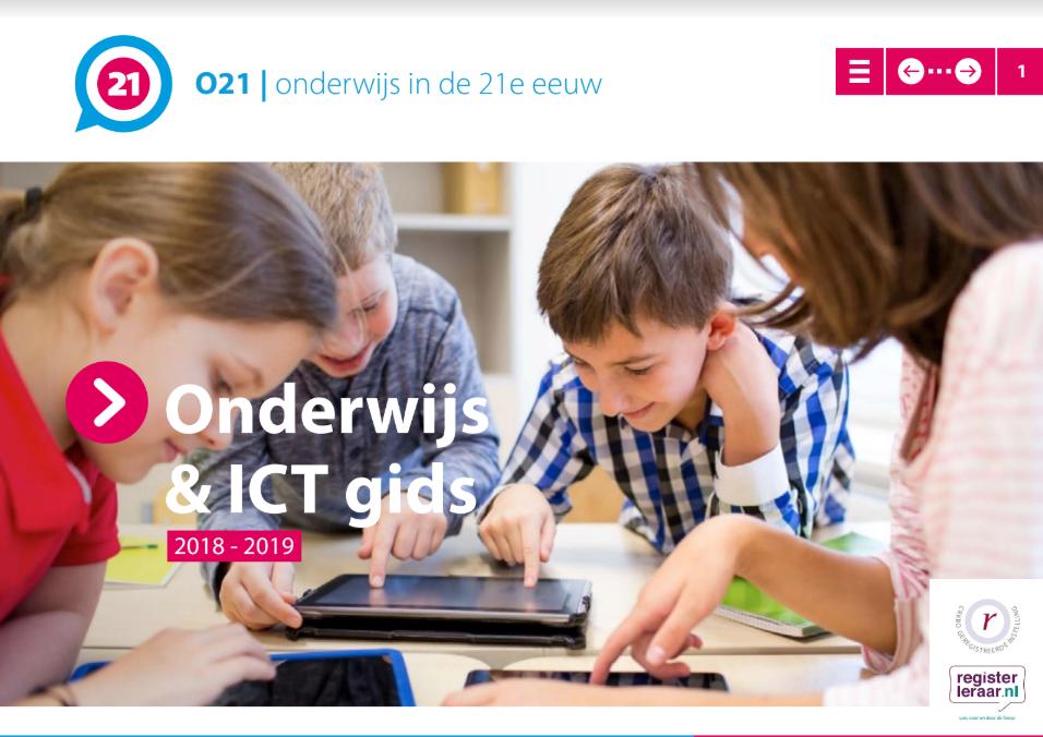 Waar wilt u in het nieuwe schooljaar met onderwijs & ICT naartoe?